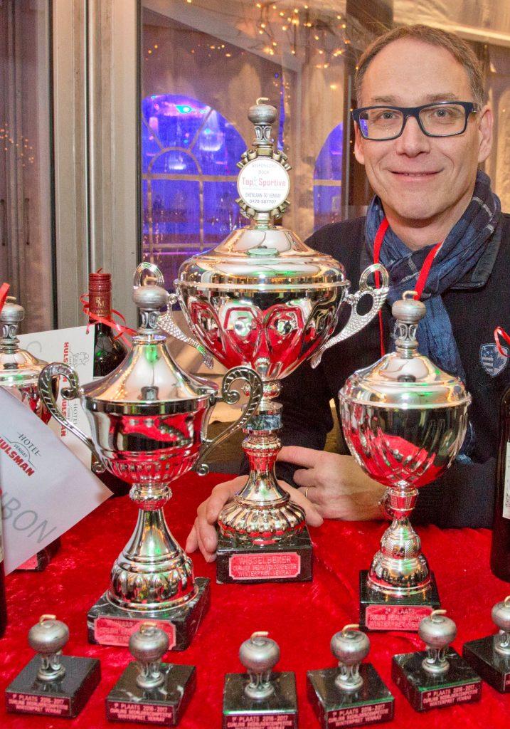 Berts Snijders Curling sponsoring prijzen